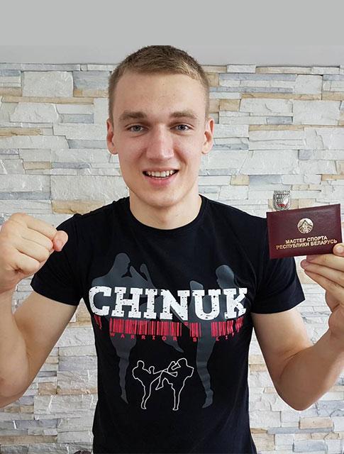 тренер Чинук Протасевич